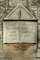 A sundial at Swinton Kirk - geograph.org.uk - 1202701.jpg
