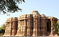A view of Sun temple at Modhera Gujarat India.jpg