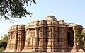 A view of Sun temple at Modhera Gujarat India.jpg
