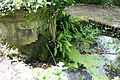 A water spout feature Gibberd Garden Essex England 02.JPG