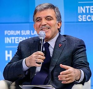 Halifax International Security Forum - Abdullah Gül at HISF