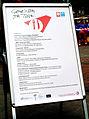 Ablauf-Plantafel Gemeinsam zu Tisch, Programmtafel Caritas Diakonie, Solidaritätstafel Georgstraße Hannover, Europäisches Jahr für aktives Altern und Solidarität zwischen den Generationen 2012.jpg