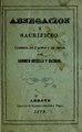 Abnegación y sacrificio - comedia en 2 actos y en prosa (IA abnegacinysacr00boze).pdf