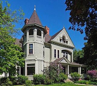 Abner F. Hodgins House
