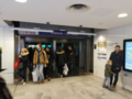 Accès Berger Châtelet - Les Halles 2018.png