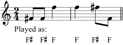 Faulty vertical alignment of accidentals at chords | MuseScore