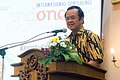 Achmad Purnomo, Art and Urban Culture Conference, 2016-10-11.jpg