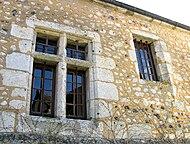 Decoration Interieure Anglaise Le Salon Moulures Gris Charbon