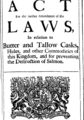 Acts and statutes made in a Parliament begun at Dublin, the twelfth day of November, Anno Dom Fleuron N015954-18.png