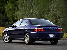 Acura TL Wikipedia - Acura tl manual transmission
