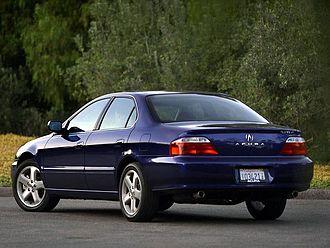 Acura TL - Acura TL
