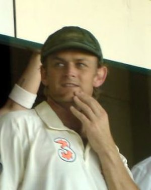 Adam Gilchrist - Gilchrist with Australia in 2006