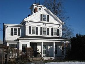 Addison Hill House - Image: Addison Hill House, Arlington MA IMG 2788
