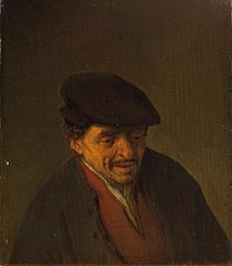 Portrait of an Old Peasant