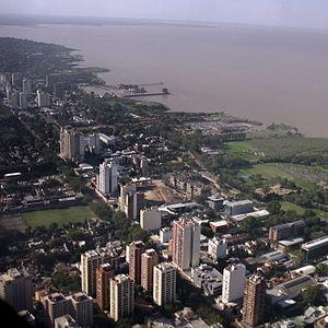 Vicente López, Buenos Aires - Partial view of Vicente López