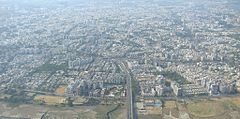 Aerial view of Surat ,Adajan Side.jpg