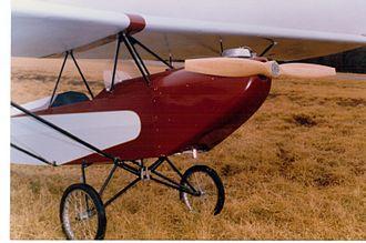 Aerotique Parasol - Aerotique Parasol