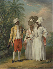 free west indian dominicans c 1770 - Color For Free
