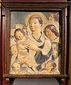 Agostino di duccio, madonna col bambino e angeli annuncianti (coll. paolo e vivetta ponti) 01.JPG