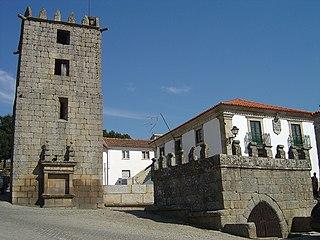Castle of Aguiar da Beira