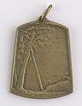 Aide et Apprentissage des Invalides de la Guerre 1914-1918 Section Brabançonne, medal by Jacques Marin (1877-1950), Belgium, 1916, Coins and Medals Department of the Royal Library of Belgium, 2Lef 104-43 (verso).jpg