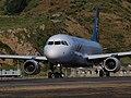 Air NZ in Wellington Airport - panoramio.jpg