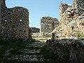 Alanya - Festungsberg - Nordbastion - Seldschukische Festung - panoramio.jpg