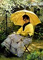 Albert Edelfelt - Woman and Parasol.jpg