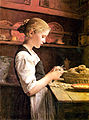 Albert Samuel Anker - Potato-Peeling Girl.jpg