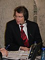 Alberta Budget 2009 Liberal Opposition leader David Swann.jpg