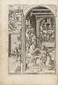 Album with Twelve Engravings of The Passion, a Woodcut of Christ as the Man of Sorrows, and a Metalcut of St. Jerome in Penitence MET DP167203.jpg