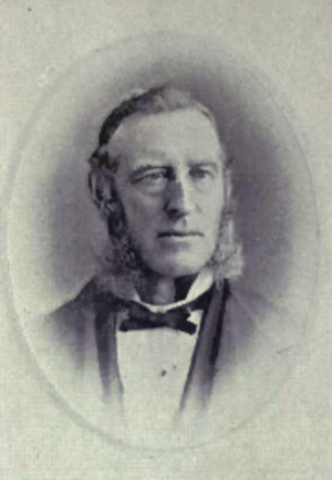 Alexander James Grant - Image: Alexander James Grant