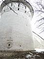 Alexandrov Kremlin tower 04 (winter, 2014) by shakko.JPG