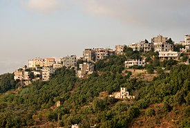 Aley Lebanon Houses and hillside.jpg
