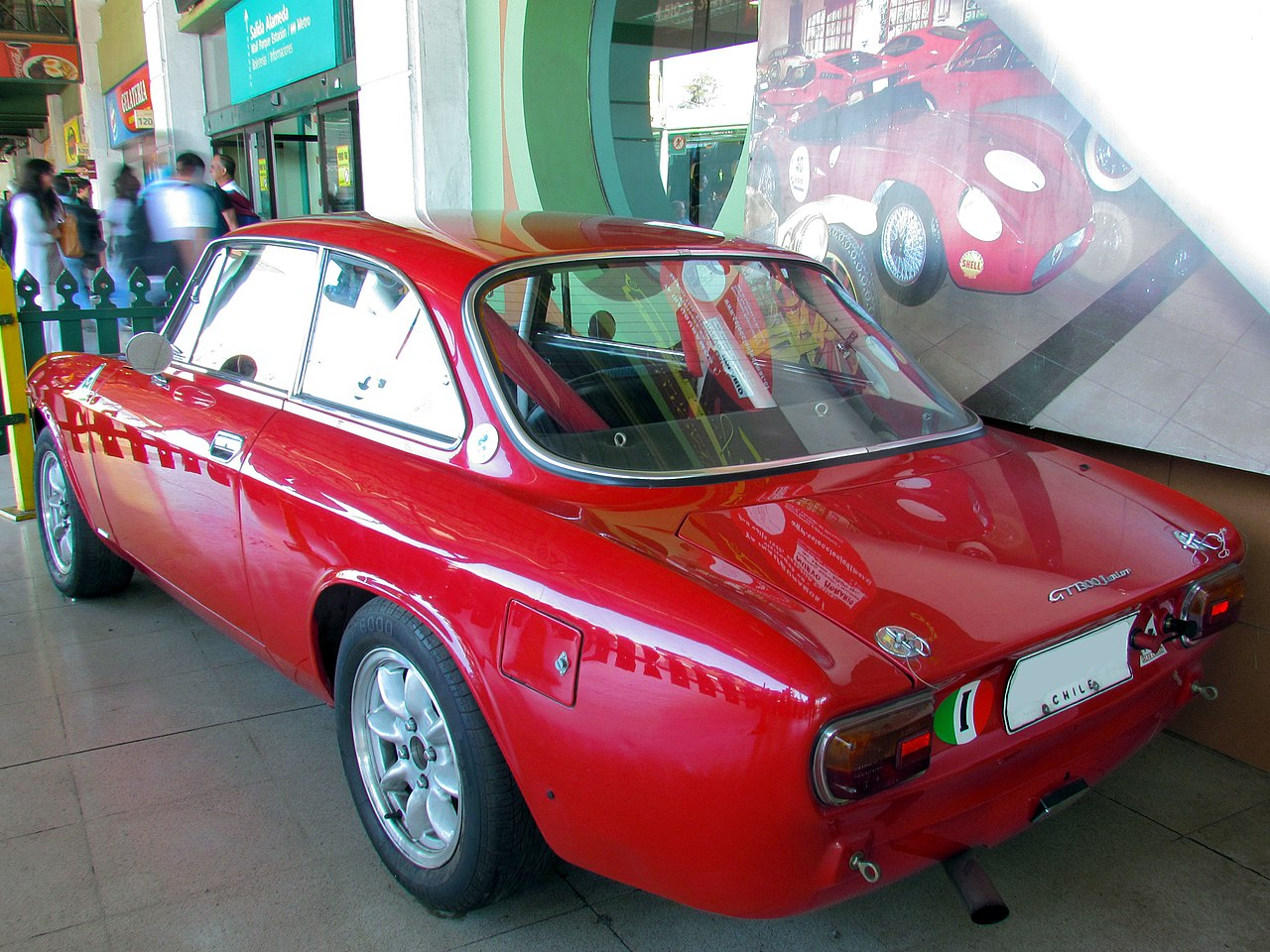 Alfa romeo gt 1300 junior wikipedia 8