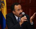 Alfonso Morales, Director General de Refugiados, ofrece rueda de prensa a varios medios nacionales e internacionales (4420447446).jpg