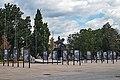 Alians PL,LitewskiSquare-JózefPiłsudskiMonumentInLublin-lubelski-lipiec-80,2020-07-24,IMG 0318.jpg