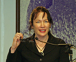 Alice Sebold i New York år 2007.