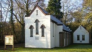 All Souls' Church, Sutton Green - Image: All Souls Sutton Green
