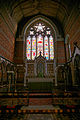 All Hallows Church Tottenham Haringey England - William Butterfield chancel.jpg