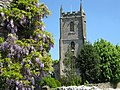 All Saints Church, Nunney. - panoramio.jpg