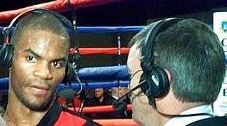 Allan Green American boxer
