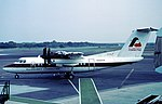 Allegheny Commuter (Henson Airlines) Dash 7 at BWI.jpg
