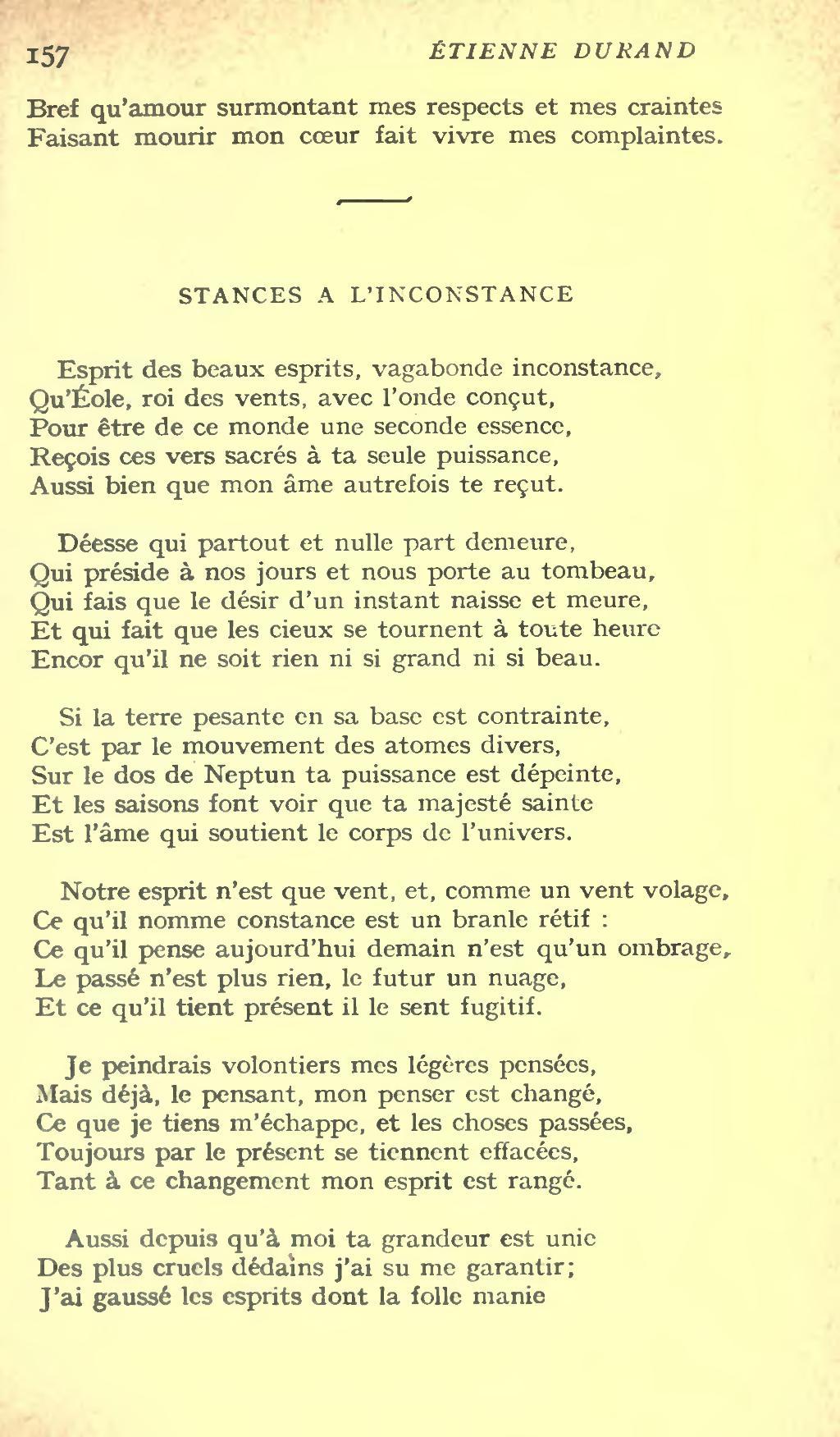 Pageallem Anthologie Poétique Française 17e Siècle