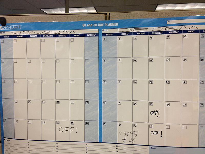 File:Almost empty calendar.JPG