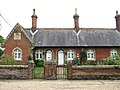 Almshouses beside Hargham Road - geograph.org.uk - 1402756.jpg