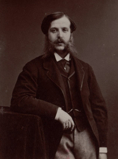 Alphonse James de Rothschild French banker and art collector (purchased the Van Loon collection)