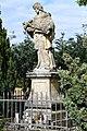 Alsóbogát, Nepomuki Szent János-szobor 2021 04.jpg