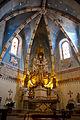Altar modernista de l'esglèsia de Santa Maria a Guimerà, obra de Josep Maria Jujol.jpg