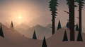 Alto's Adventure screenshot - B04 Quarter Pipe.png